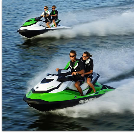 Splittin Waves Jet Ski Rentals